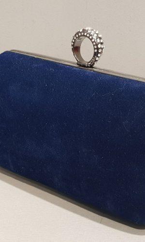 малка бална стилна чанта с дълга дръжка тип синджир